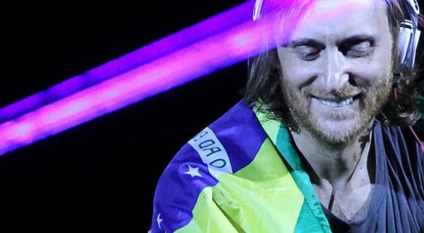 David Guetta Brasil 2016