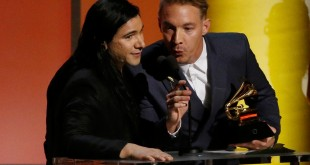 Skrillex e Diplo vencem em duas categorias do Grammy Awards 2016