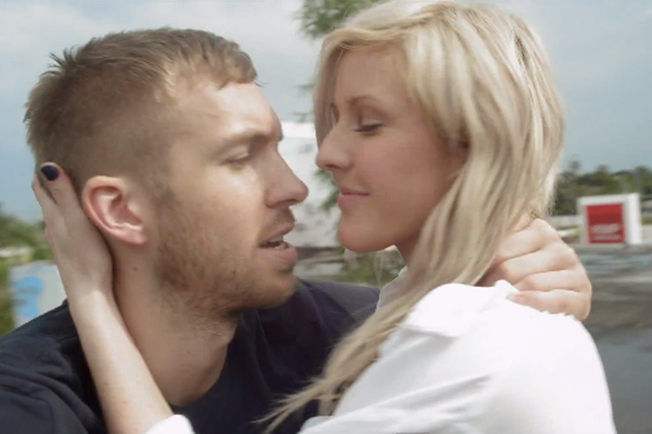 are calvin harris and ellie goulding dating 2016
