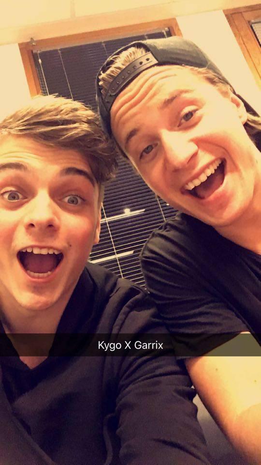 Martin Garrix e Kygo podem estar trabalhando em uma collab