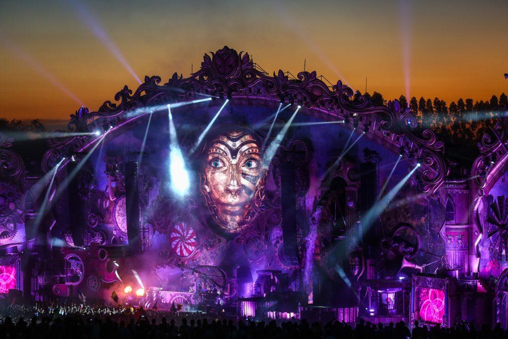 Créditos: Tomorrowland - Divulgação