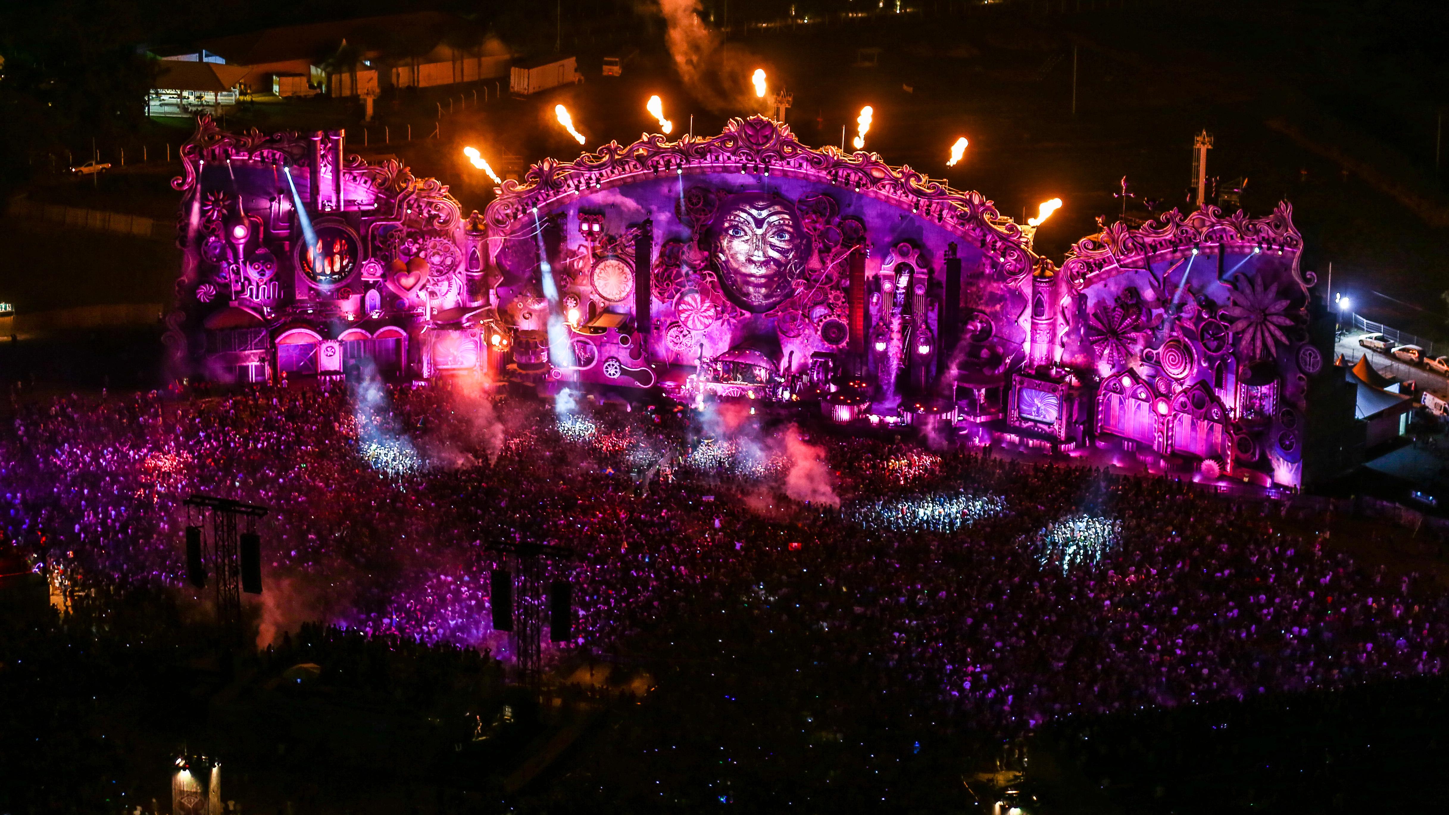 1° dia de Tomorrowland Brasil