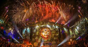 Tomorrowland Brasil terá chuva de meteoros Líridas