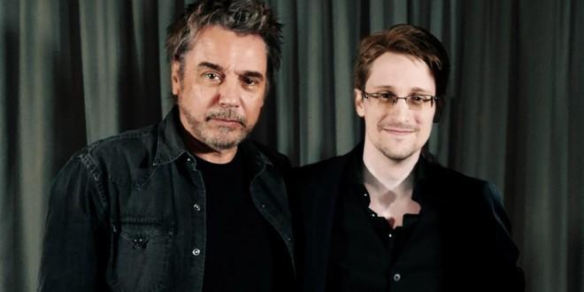 Edward Snowden se une a Jean-Michel Jarre para lançar uma track juntos