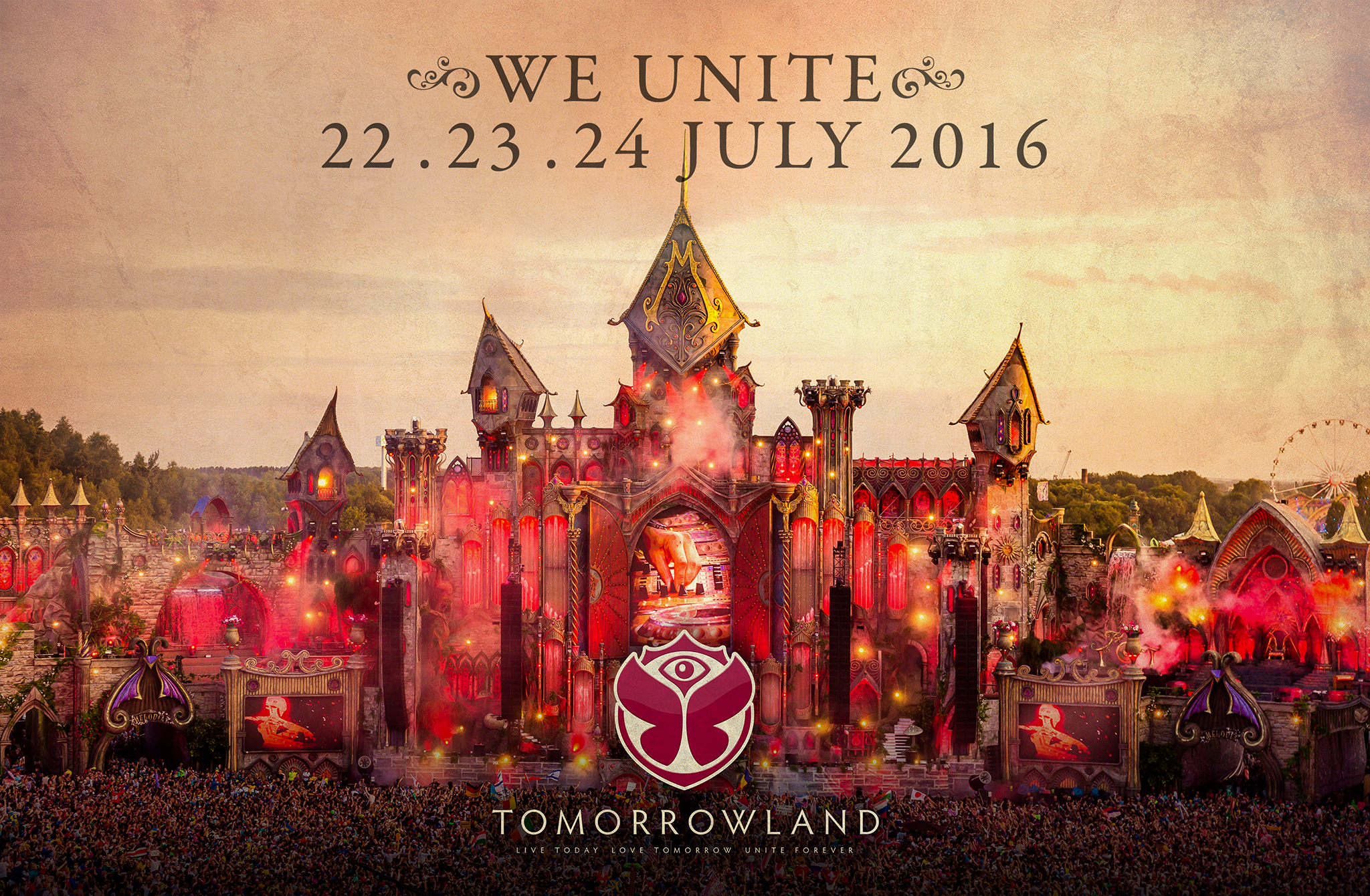 Tomorrowland Bélgica 2016