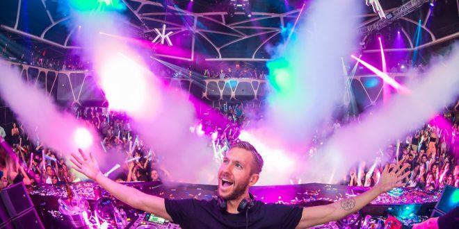 Calvin Harris fatura dois prêmios no MTV VMA 2016