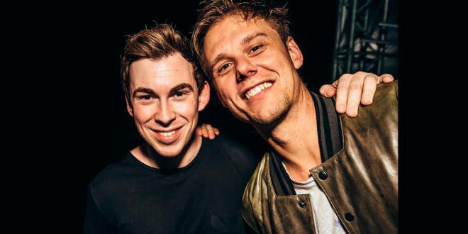 Hardwell e Armin van Buuren estão trabalhando em nova track juntos