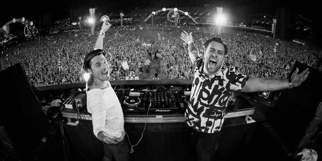 Axwell /\ Ingrosso assinam com ex-empresária do duo Swedish House Mafia
