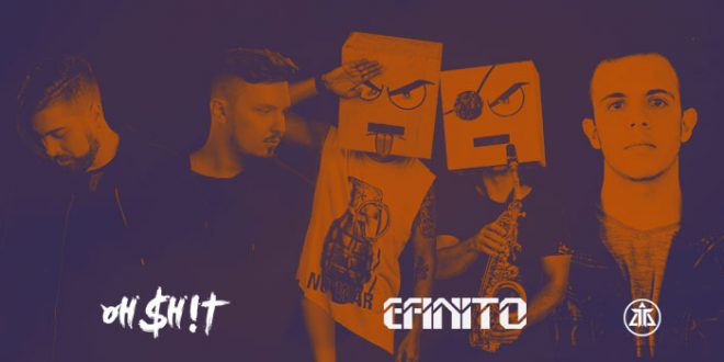 Insettch, Oh$h!T & Efinito lançam remix de