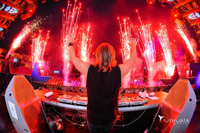 """David Guetta traz o conceito """"Big"""" de volta ao Ushuaia Ibiza"""