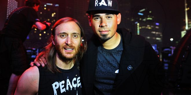 Afrojack e David Guetta remixam hit de The Chainsmokers com Coldplay