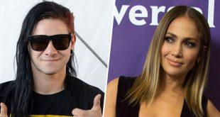 Jennifer Lopez divulga colaboração com Skrillex