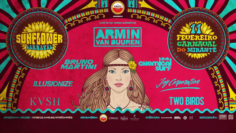 Confira 5 eventos de música eletrônica para curtir o Carnaval 2018