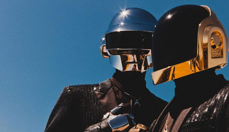 Daft Punk Old